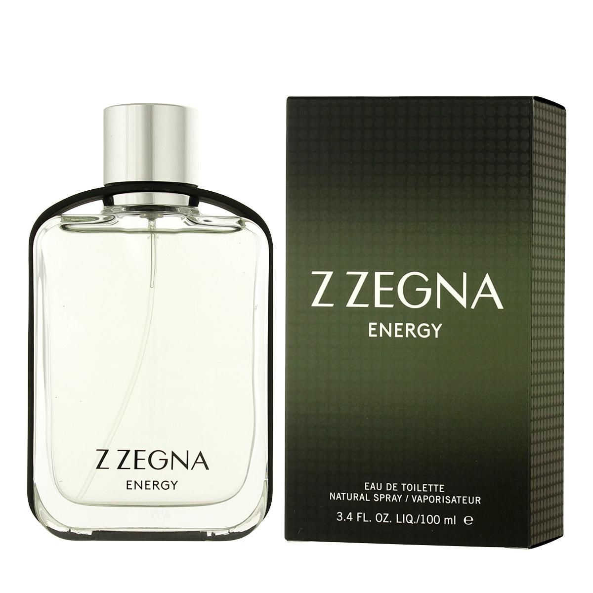 Ermenegildo Zegna Z Energy EDT 100 ml M
