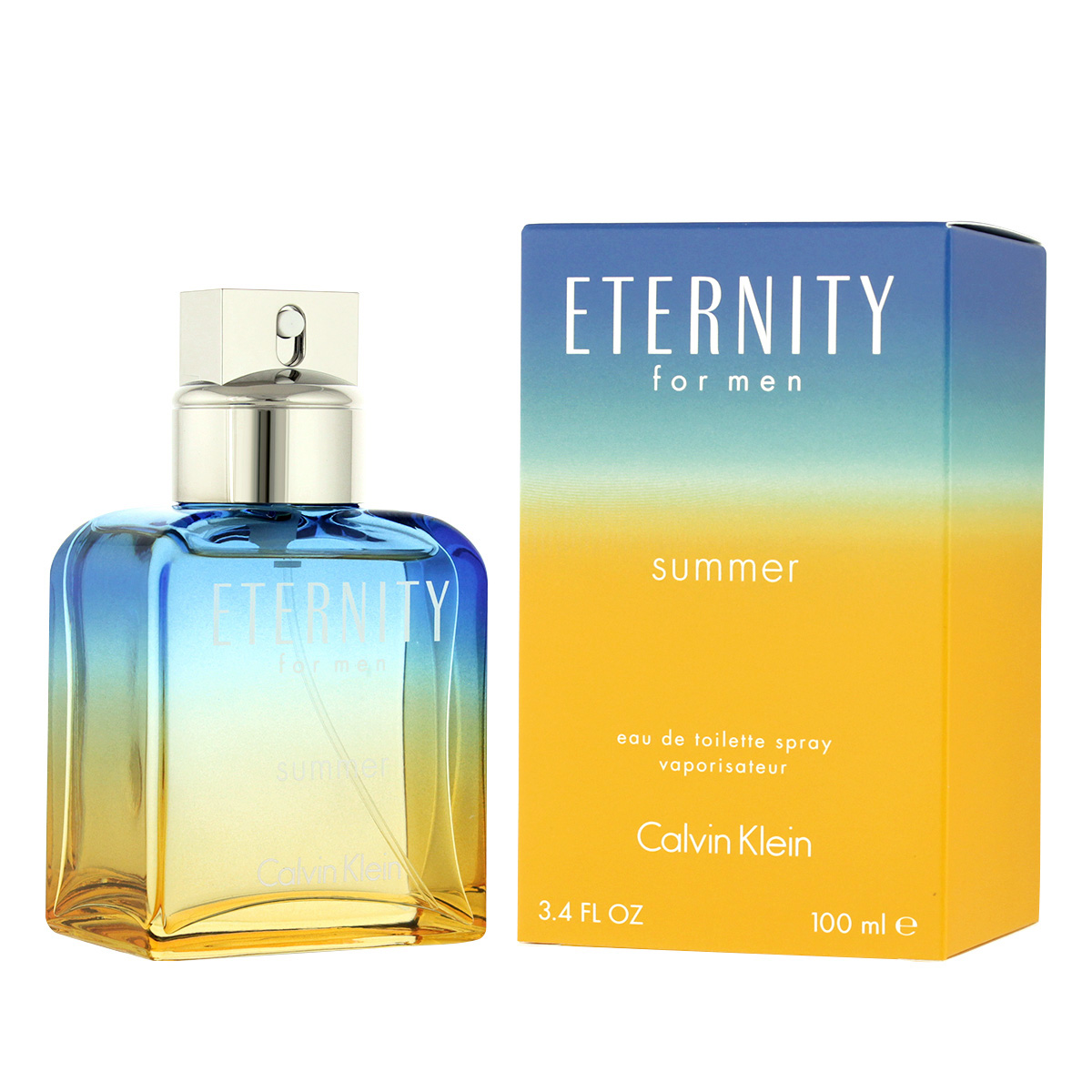 Calvin Klein Eternity for Men Summer 2017 EDT 100 ml M