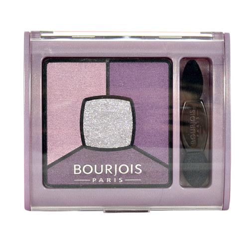 Bourjois Paris Smoky Stories Quad Eyeshadow Palette (10 Welcome Black) 3,2 g