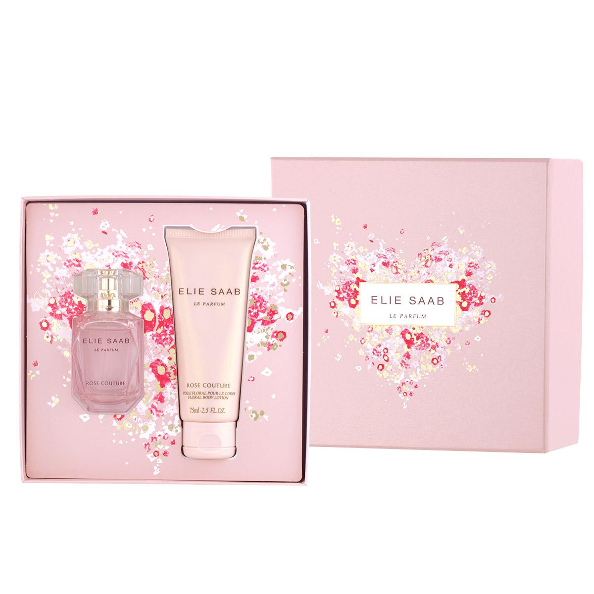 Elie Saab Le Parfum Rose Couture EDT 30 ml + BL 75 ml W