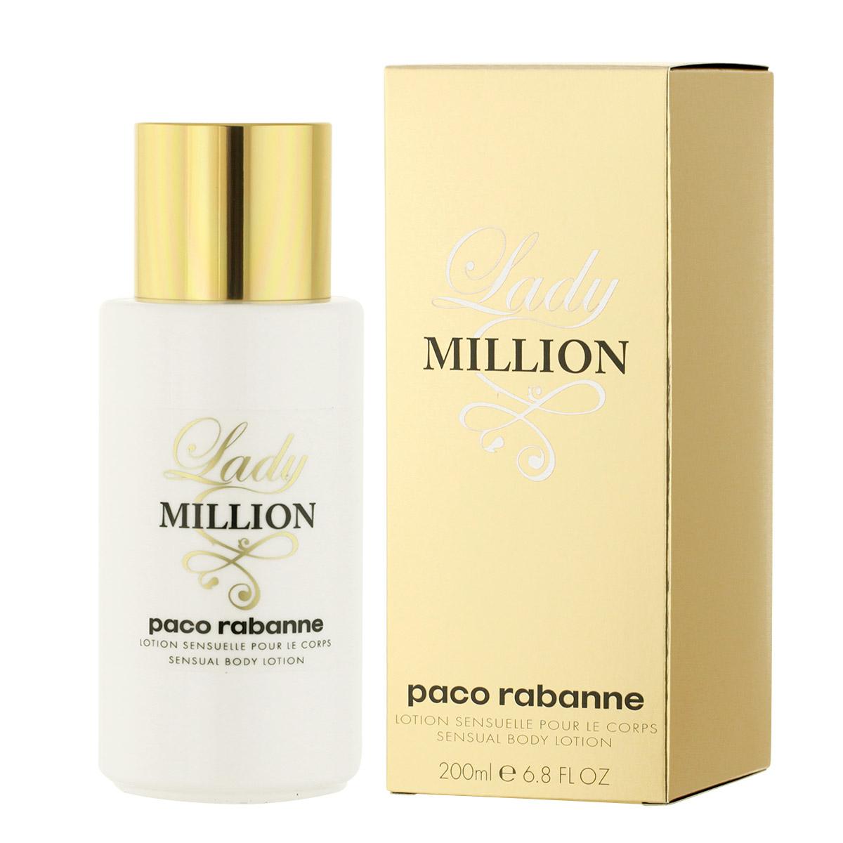 Paco Rabanne Lady Million BL 200 ml W