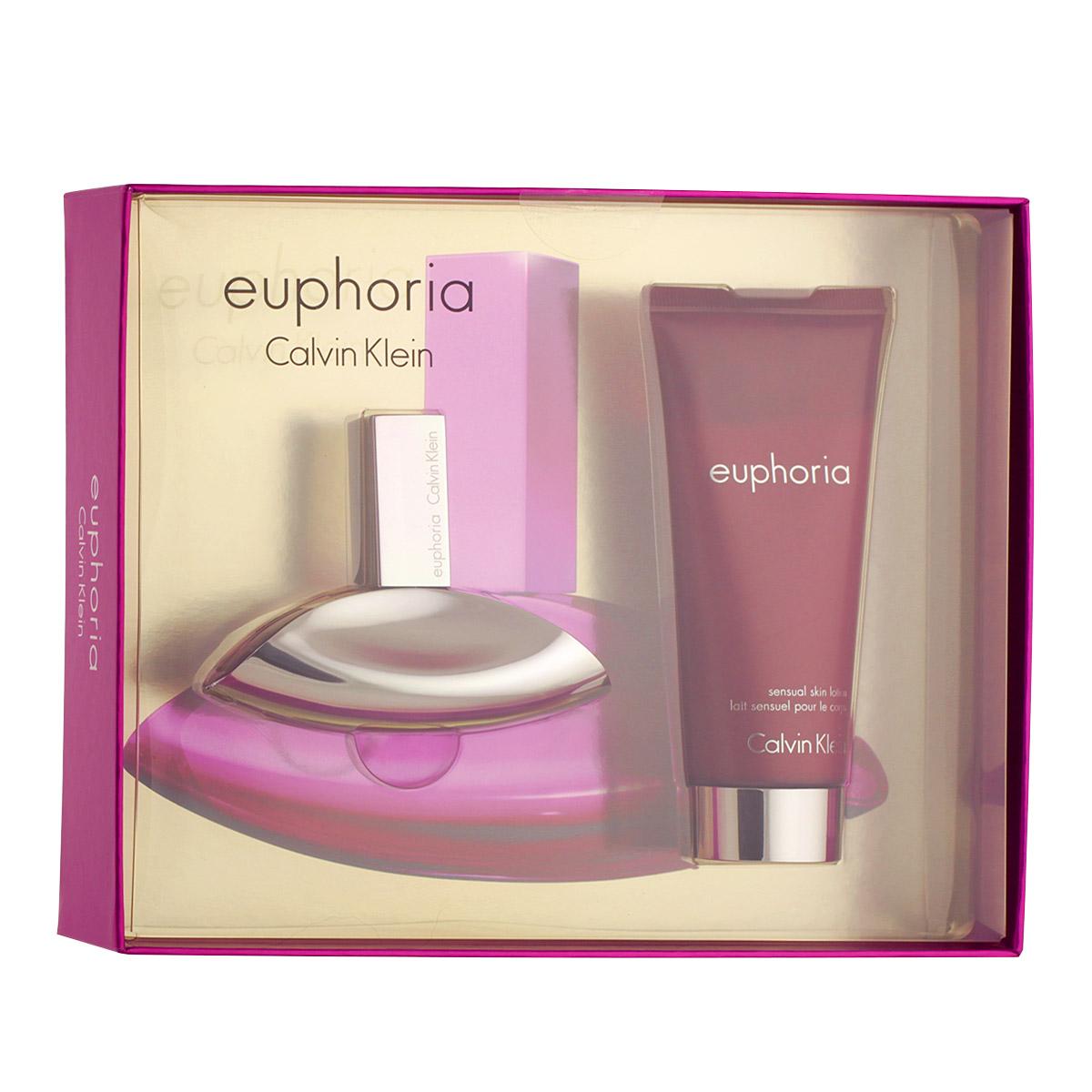 Calvin Klein Euphoria for Women EDP 30 ml + BL 100 ml W