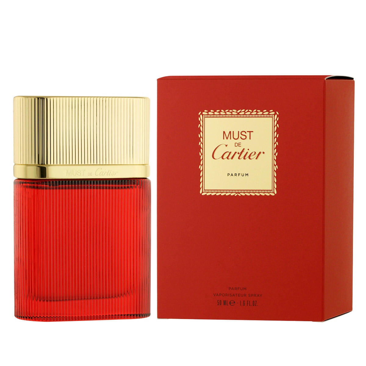 Cartier Must de Cartier Parfém 50 ml W