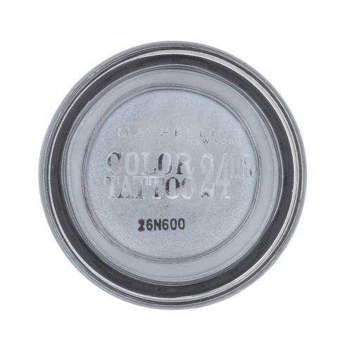 Maybelline Color Tattoo 24 HR Gel-Cream Eye Shadow (50 Eternal Silver) 3,5 ml
