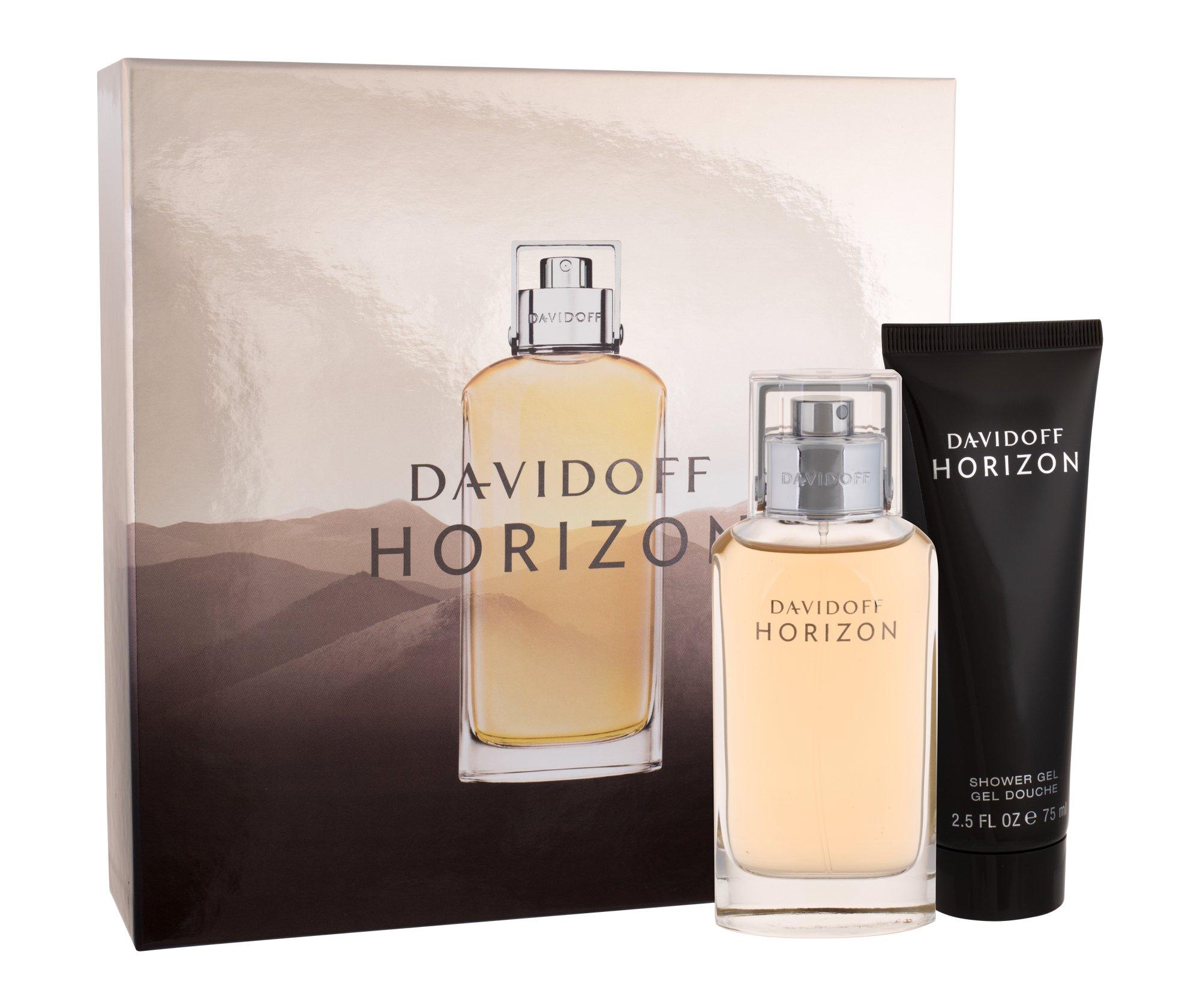 Davidoff Horizon EDT 75 ml + SG 75 ml M