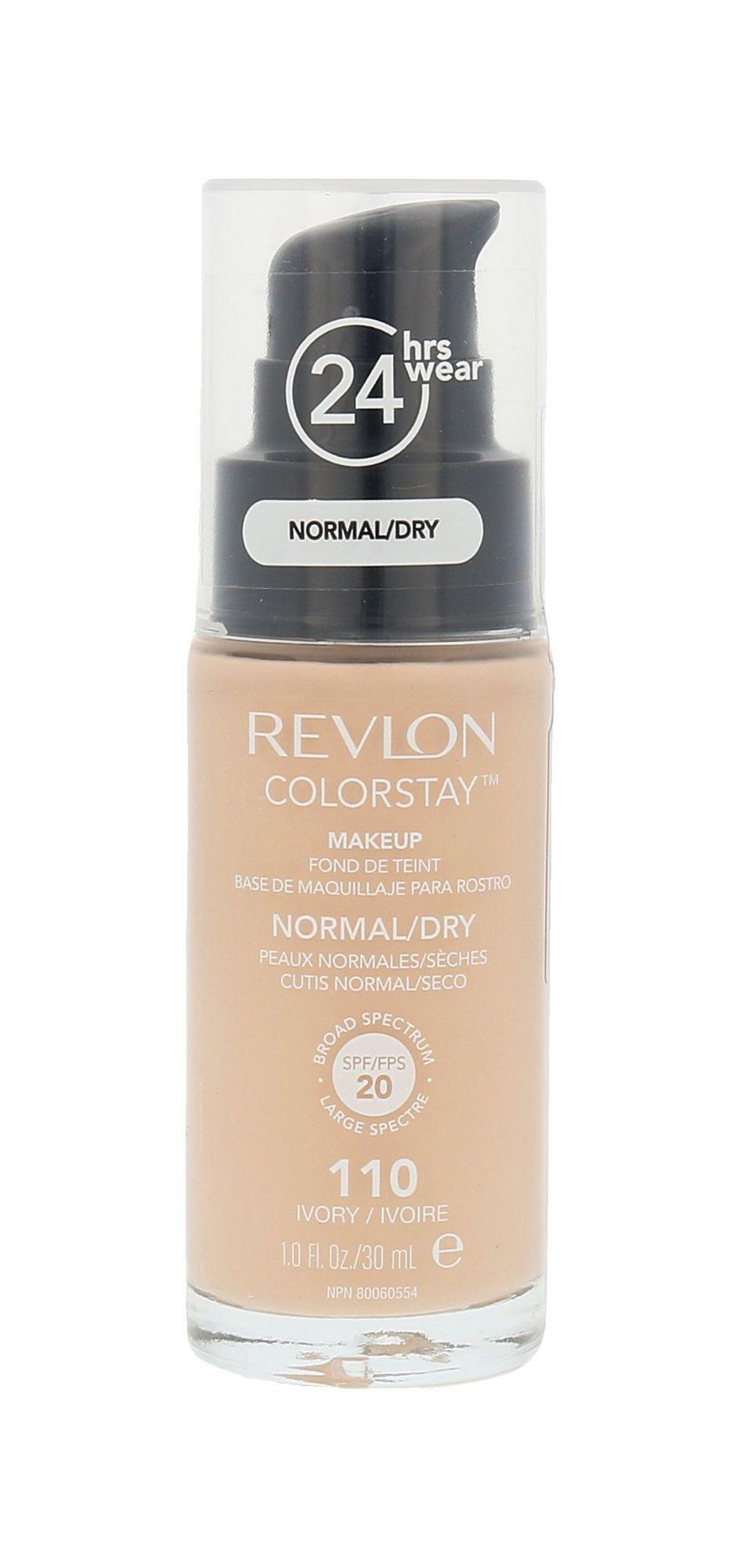 Revlon Colorstay Normal Dry Skin Make Up (110 Ivory) 30 ml