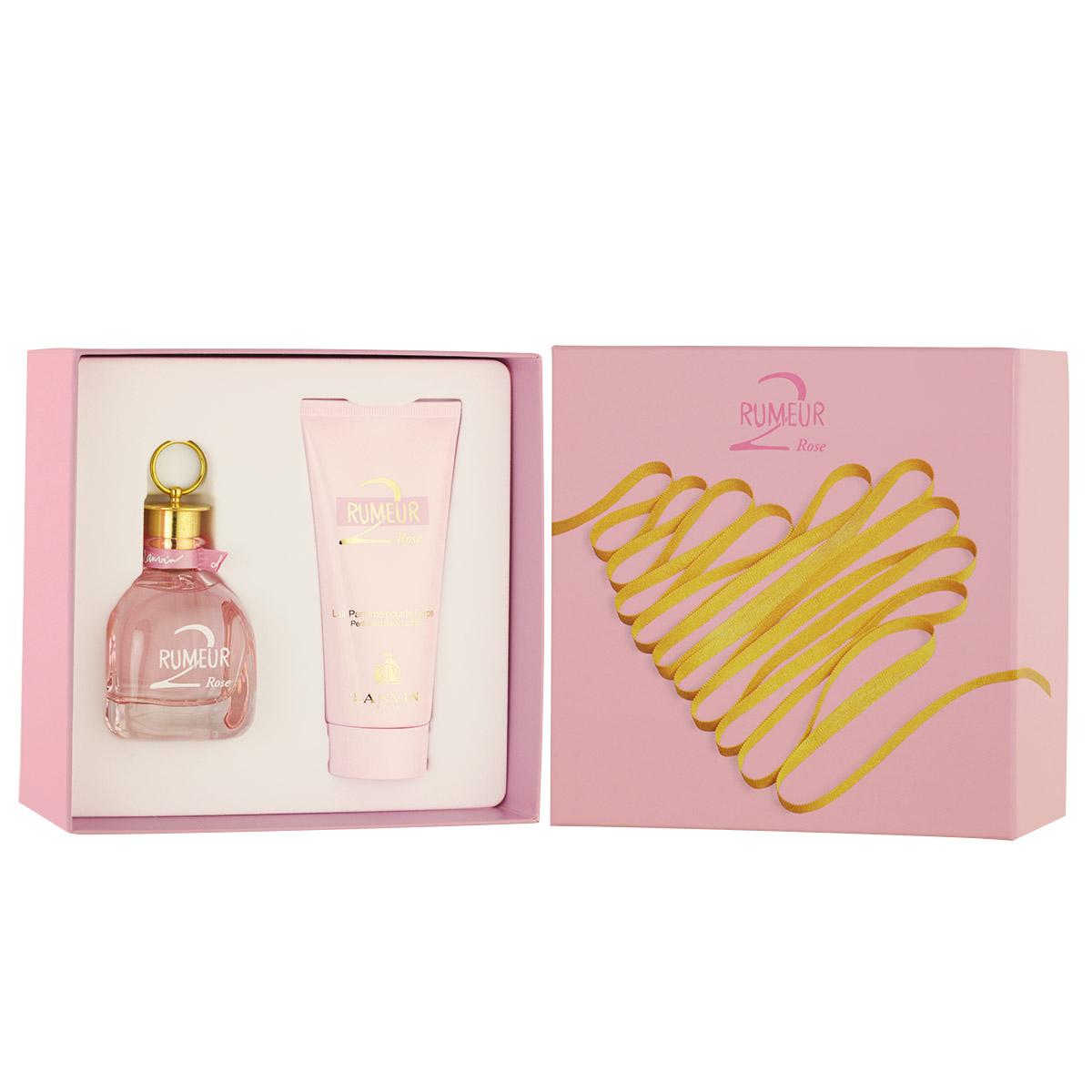 Lanvin Paris Rumeur 2 Rose EDP 50 ml + BL 100 ml W
