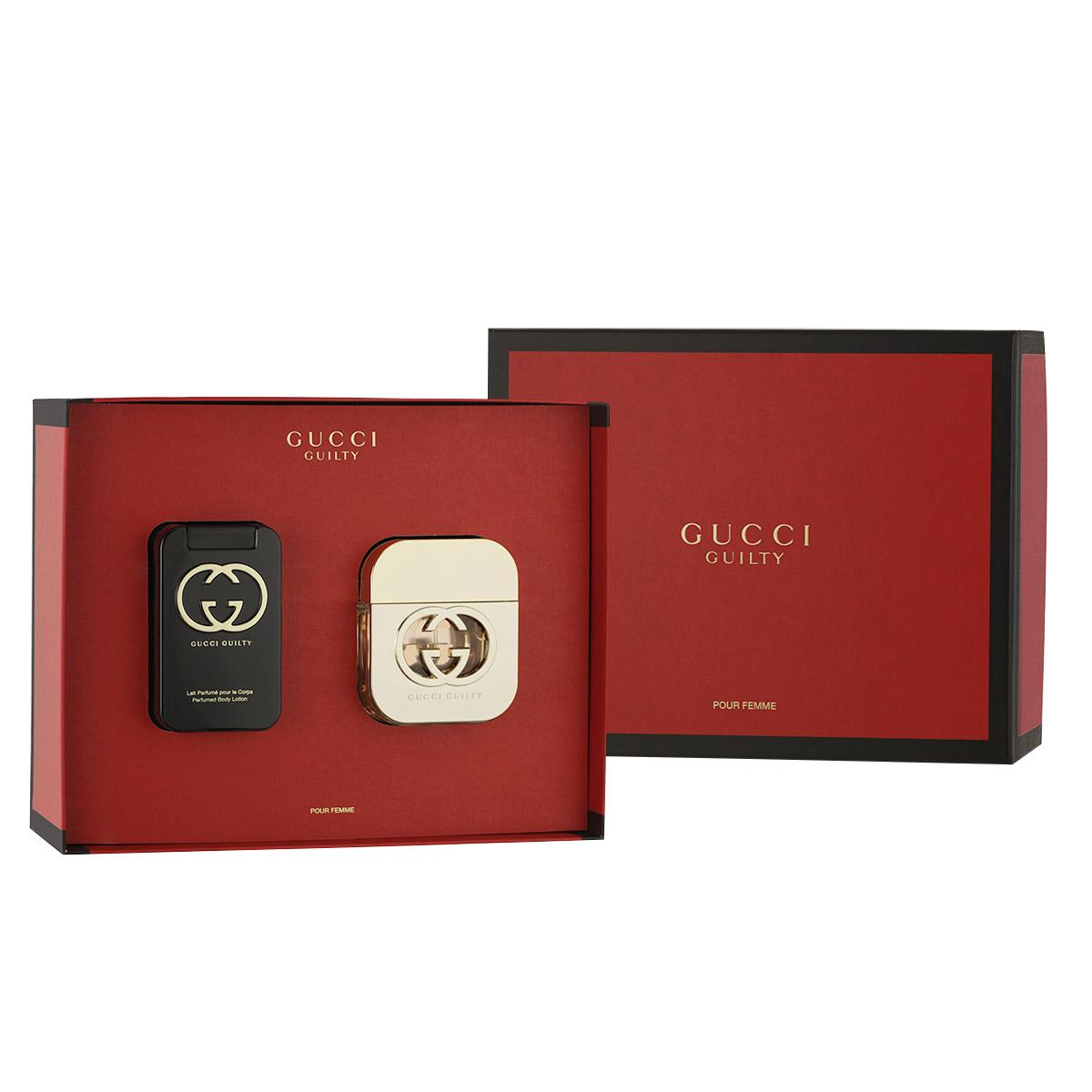 Gucci Guilty Pour Femme EDT 50 ml + BL 100 ml W