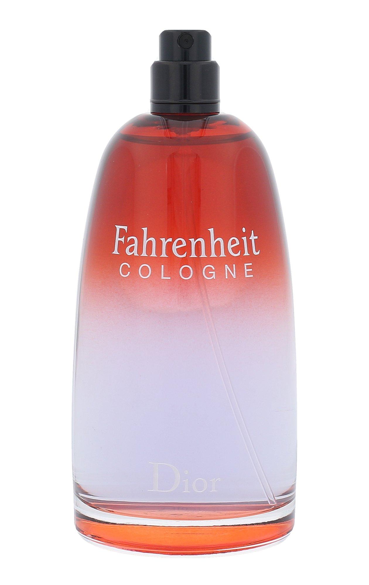 Dior Christian Fahrenheit Cologne EDC tester 125 ml M