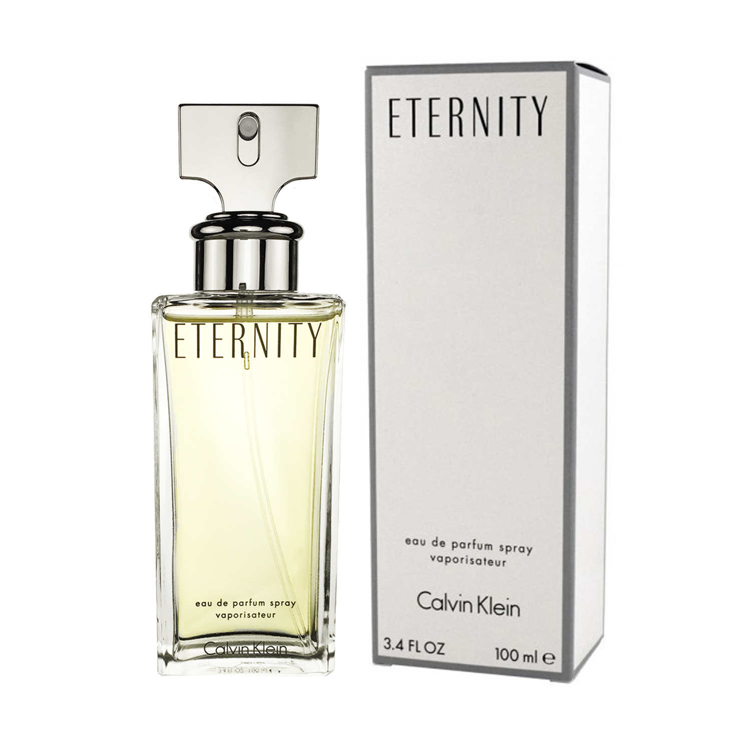 Calvin Klein Eternity for Women EDP 100 ml W