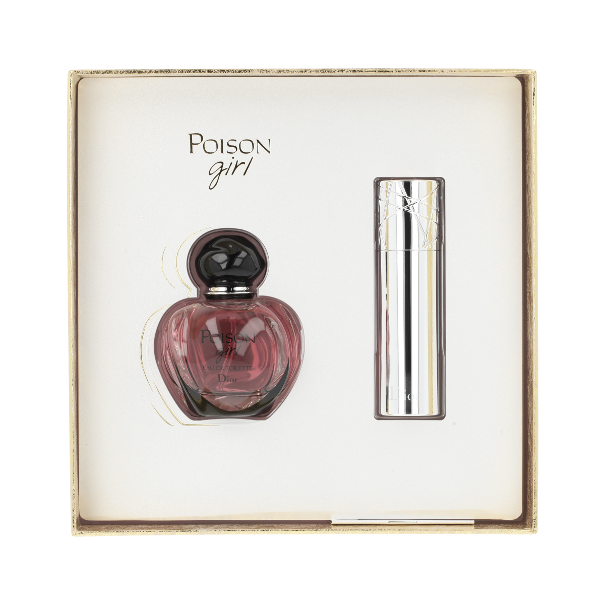 Dior Christian Poison Girl EDT 50 ml + EDT MINI 10 ml W