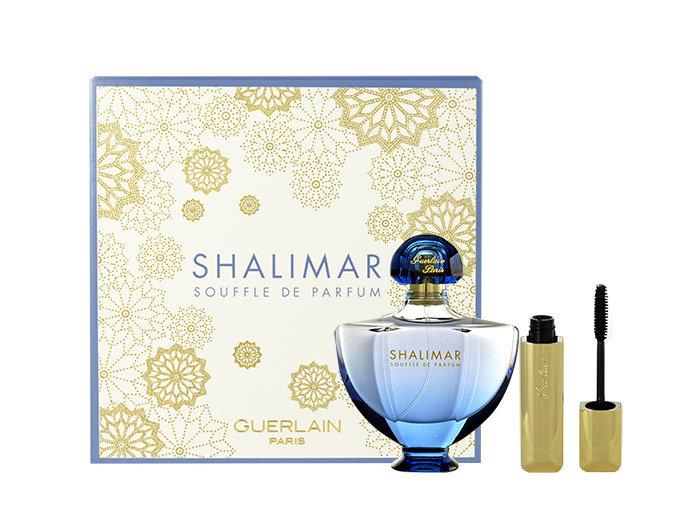 Guerlain Shalimar Souffle de Parfum EDP 50 ml + řasenka Cils D´Enfer 8,5 ml W