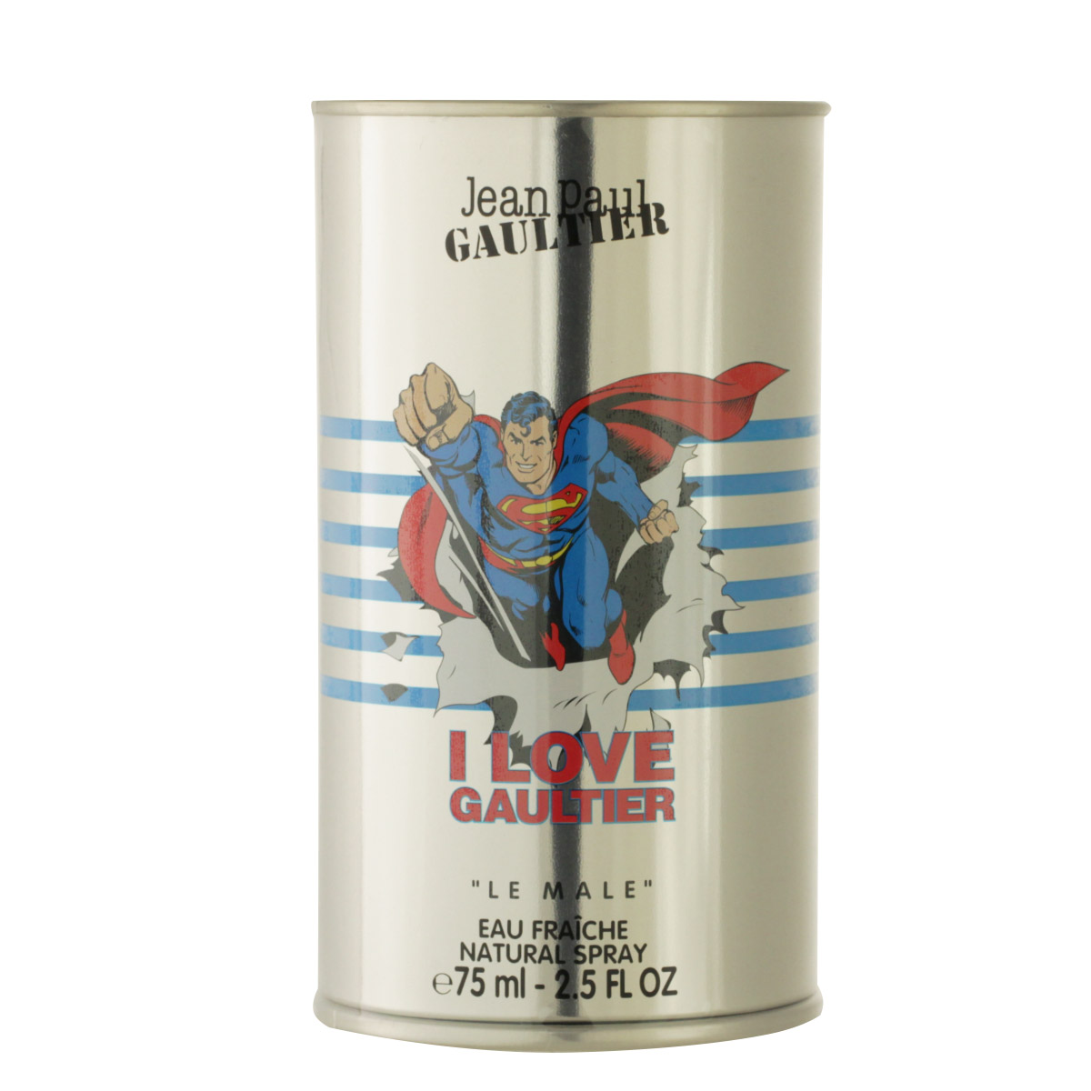 Jean Paul Gaultier Le Male Superman Eau Fraîche EDT 75 ml M