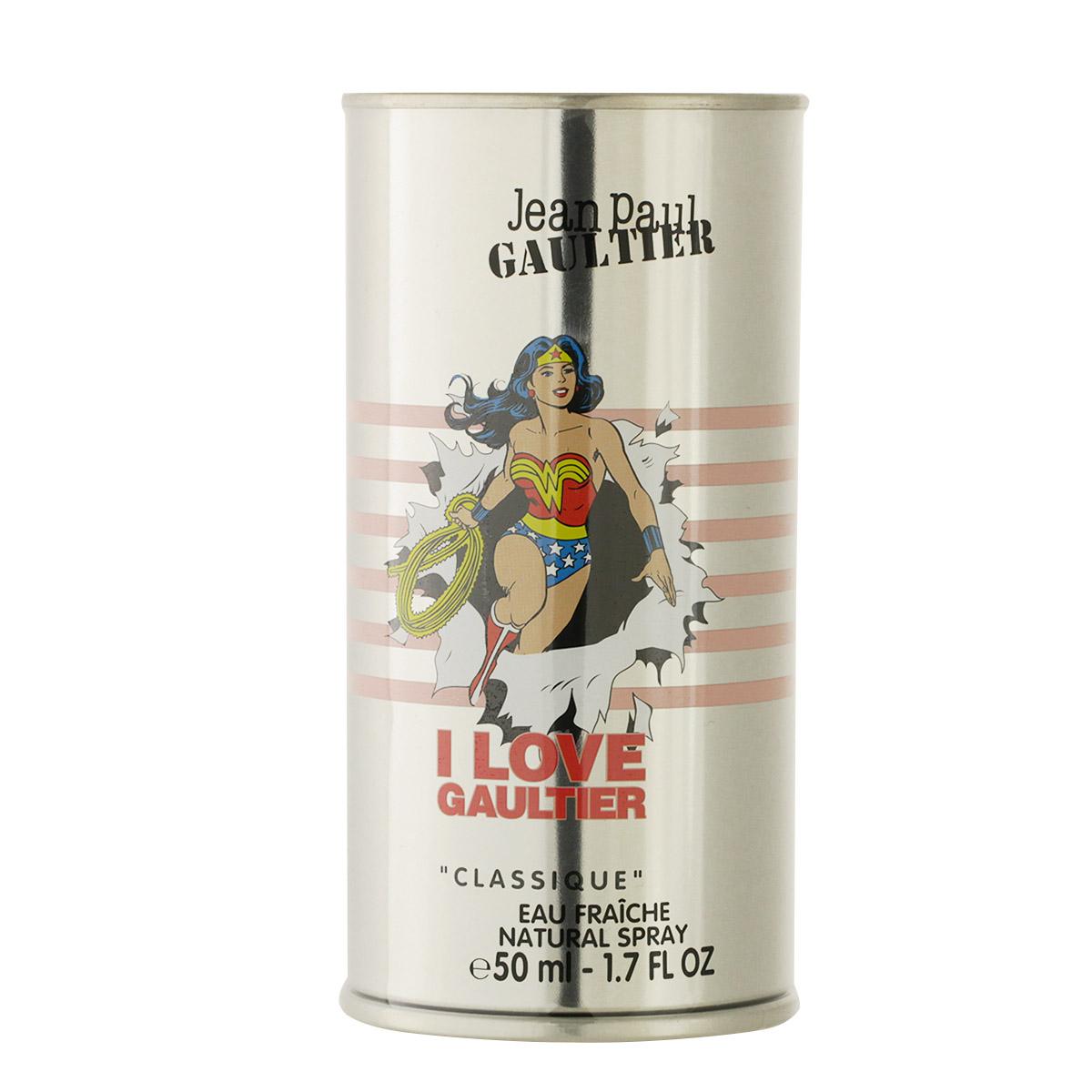 Jean Paul Gaultier Classique Wonder Woman Eau Fraîche EDT 50 ml