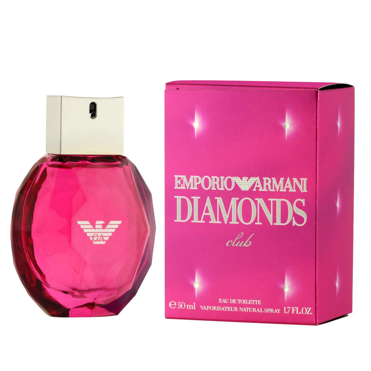 Armani Giorgio Emporio Armani Diamonds Club for Women EDT 50 ml W
