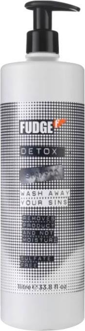 Fudge Detox Shampoo 1000 ml