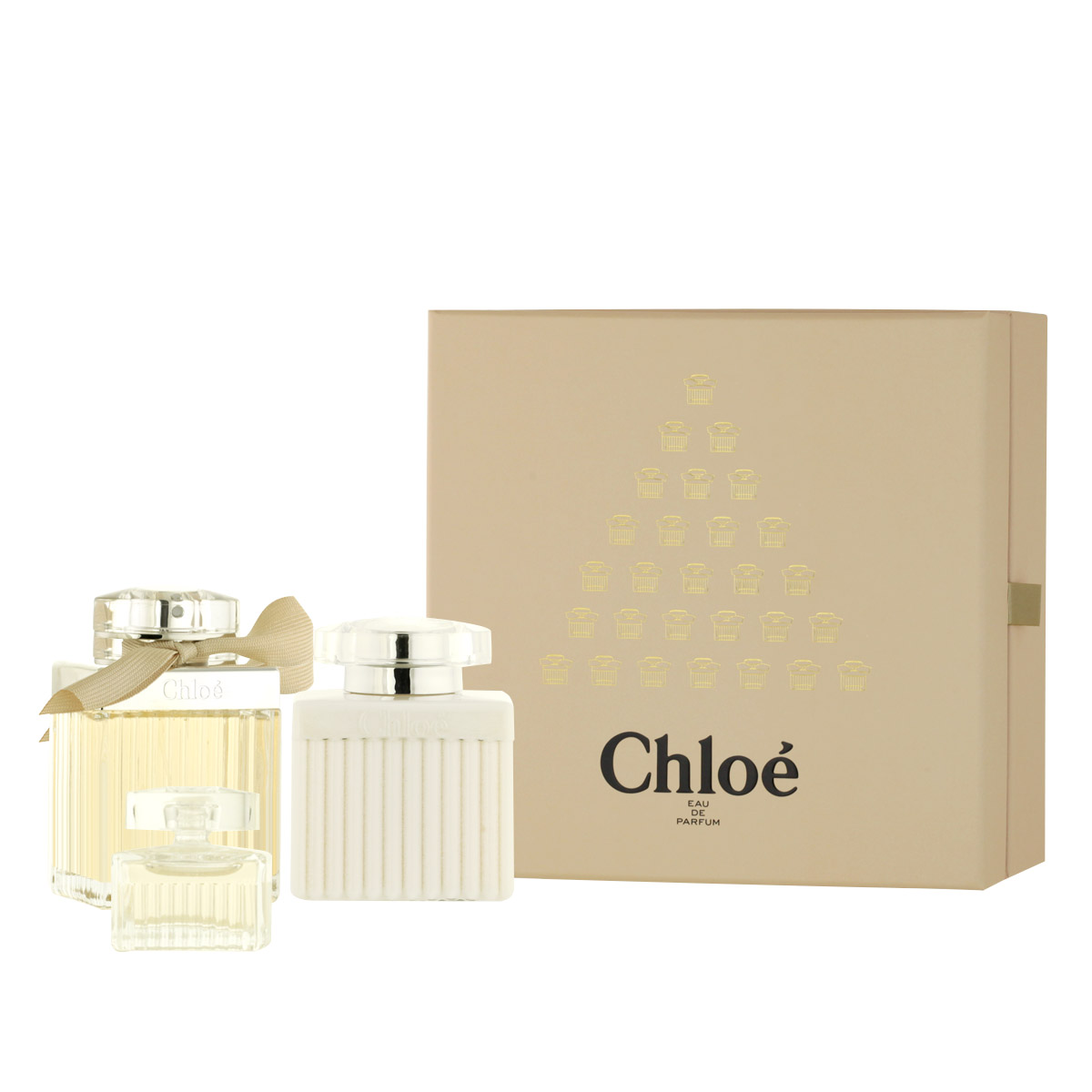 Chloe Chloe EDP 75 ml + EDP MINI 5 ml + BL 100 ml W