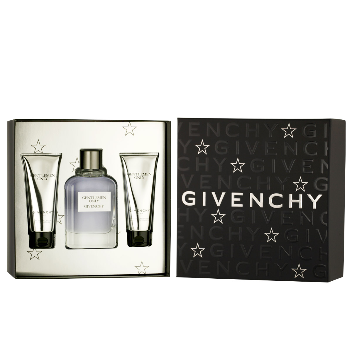 Givenchy Gentlemen Only EDT 100 ml + ASB 75 ml + SG 75 ml M