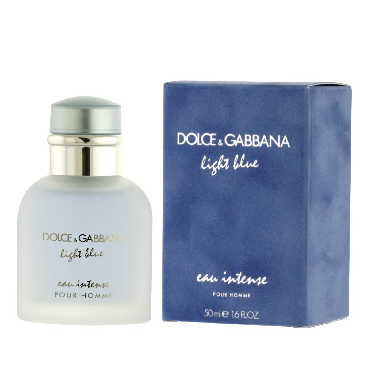 Dolce & Gabbana Light Blue Eau Intense Pour Homme EDP 50 ml M