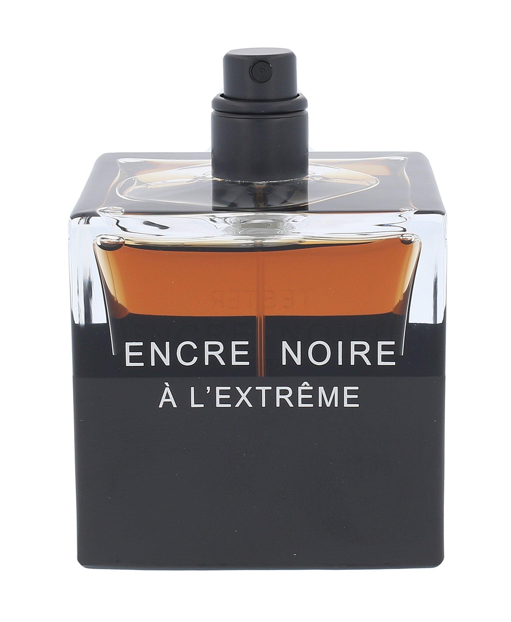 Lalique Encre Noire À L'Extrême EDP tester 100 ml M