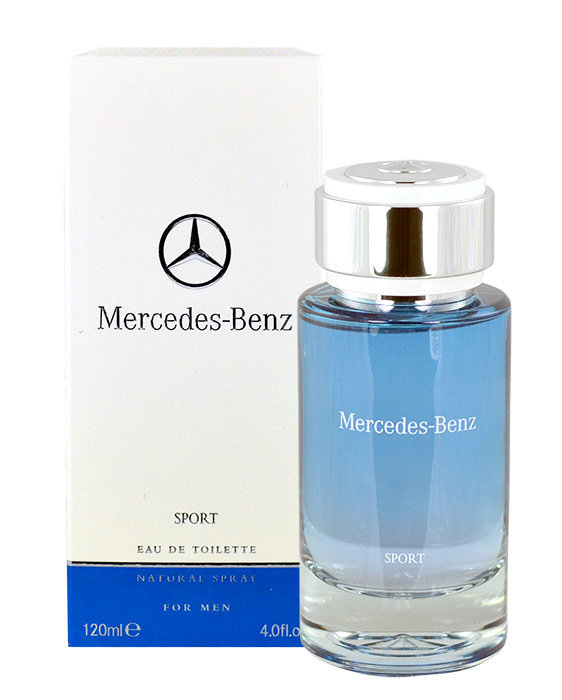Mercedes-Benz Sport EDT tester 120 ml M