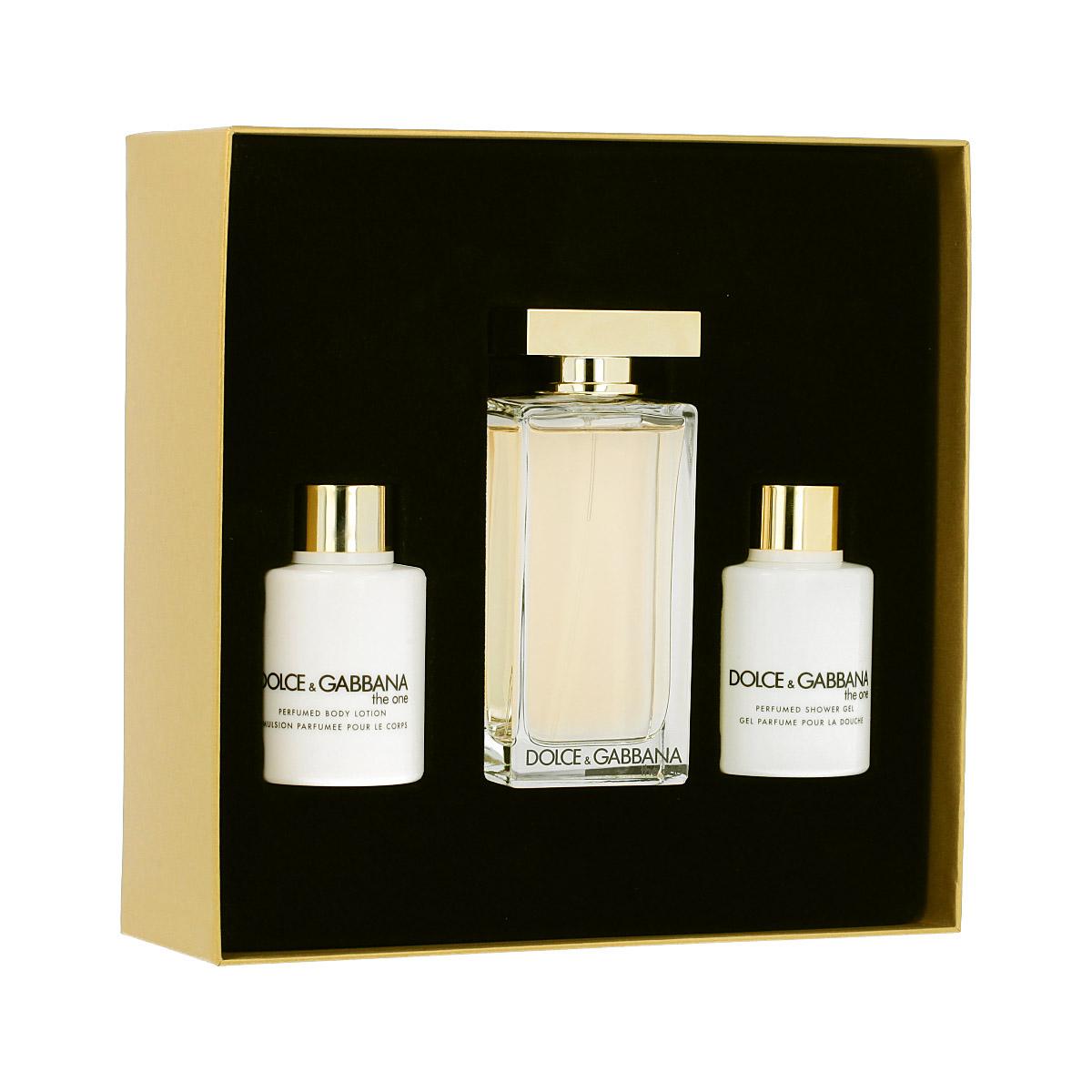 Dolce & Gabbana The One EDT 100 ml + SG 100 ml + BL 100 ml W