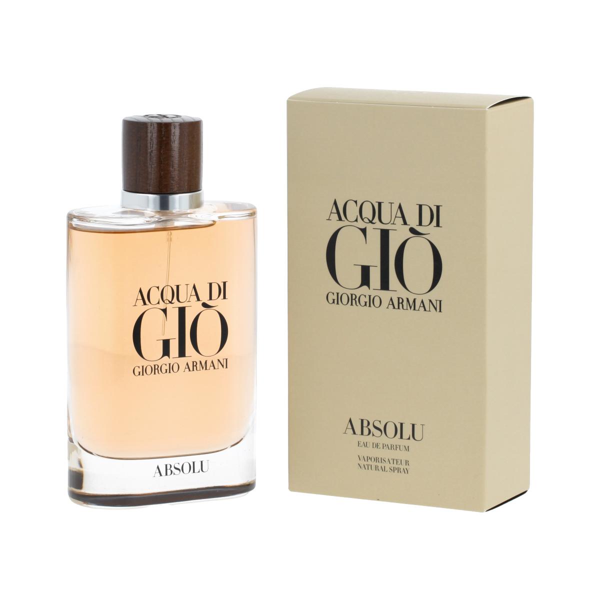 Armani Giorgio Acqua Di Gio Absolu EDP 125 ml M