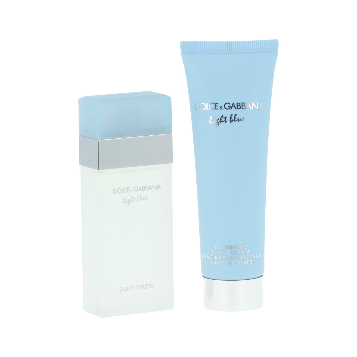 Dolce & Gabbana Light Blue EDT 25 ml + BC 50 ml W