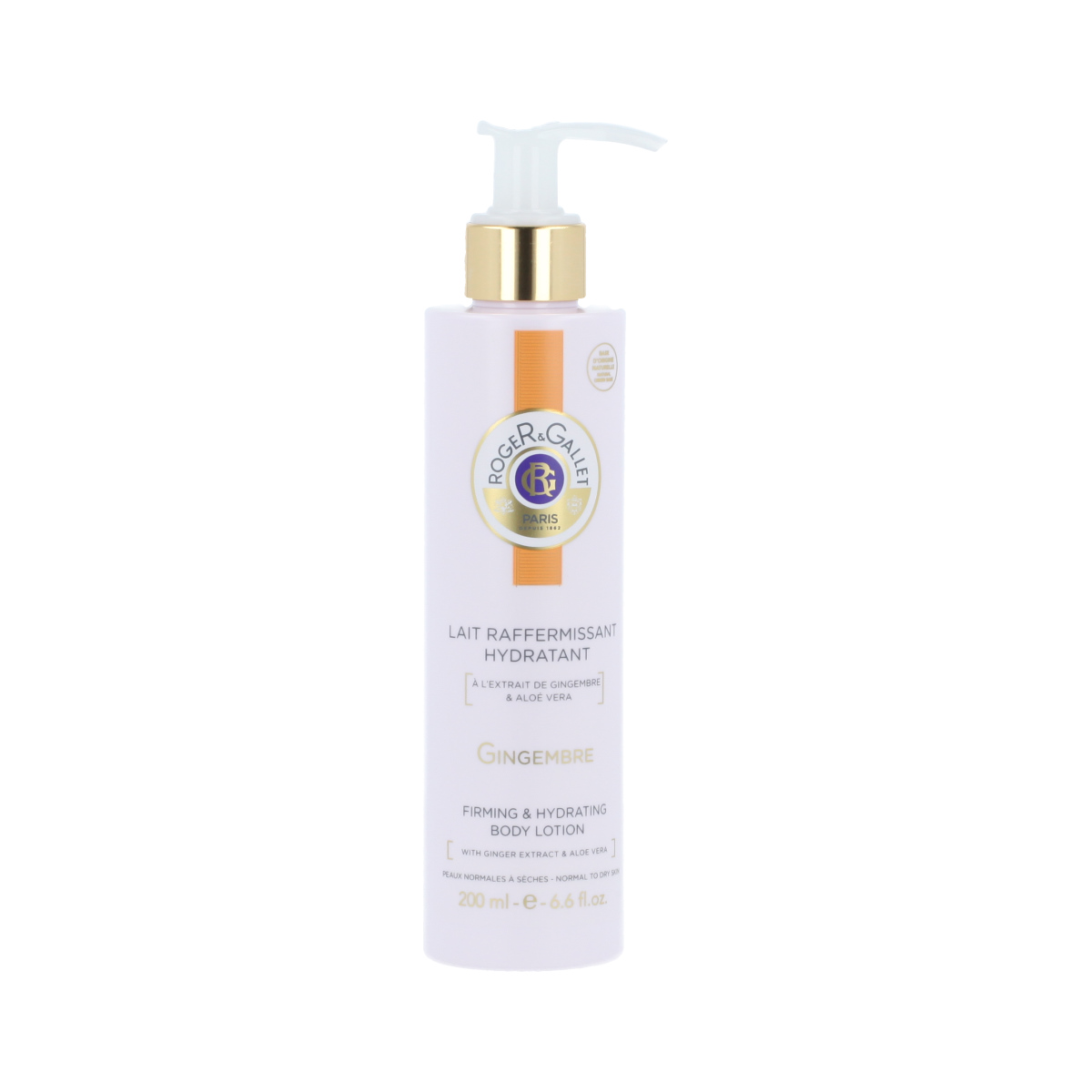 Roger & Gallet Gingembre BL 200 ml W