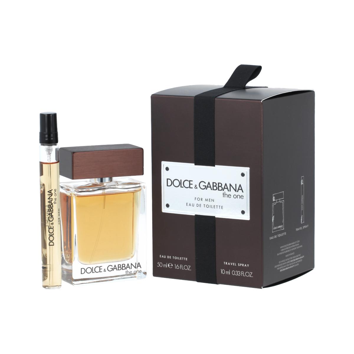 Dolce & Gabbana The One for Men EDT 50 ml + EDT MINI 10 ml M
