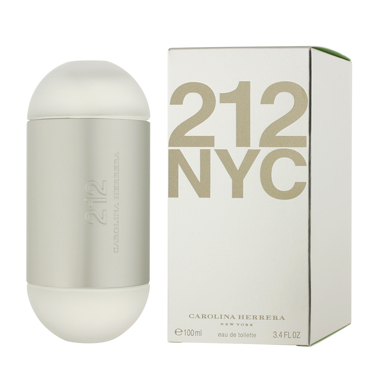 Carolina Herrera 212 Women EDT 100 ml W