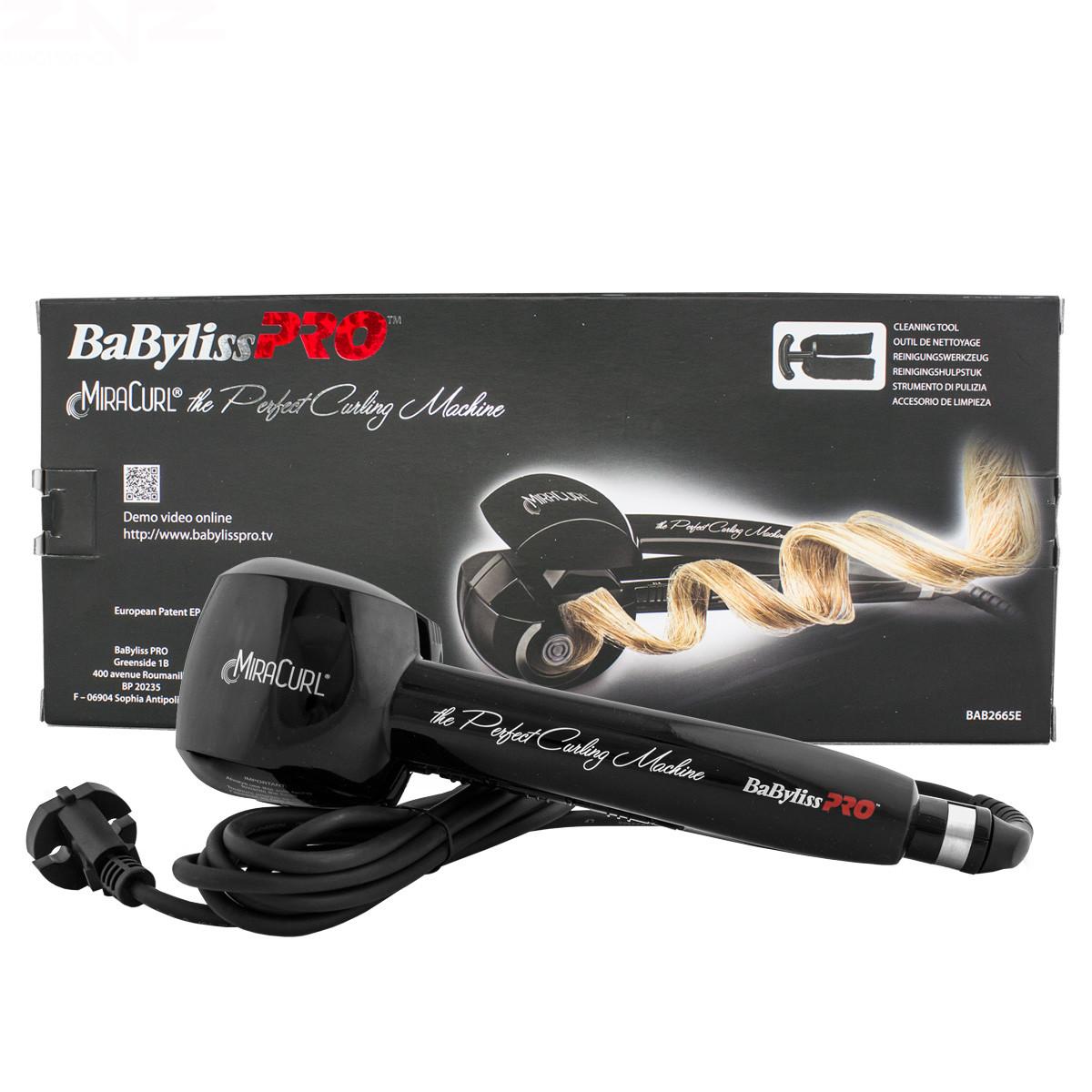 BaByliss PRO profesionální kulma na vlasy MiraCurl (BAB2665E ... 2dd9a666ad1
