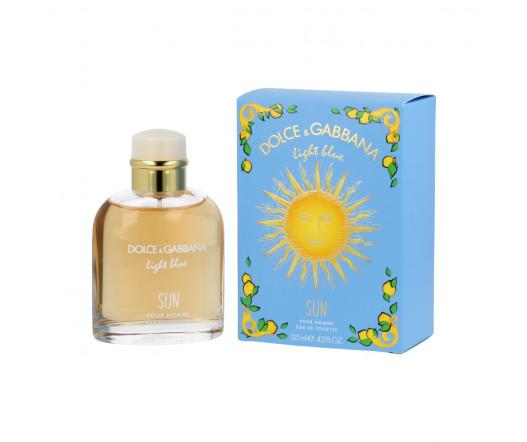 Dolce & Gabbana Light Blue Sun Pour Homme EDT 125 ml M