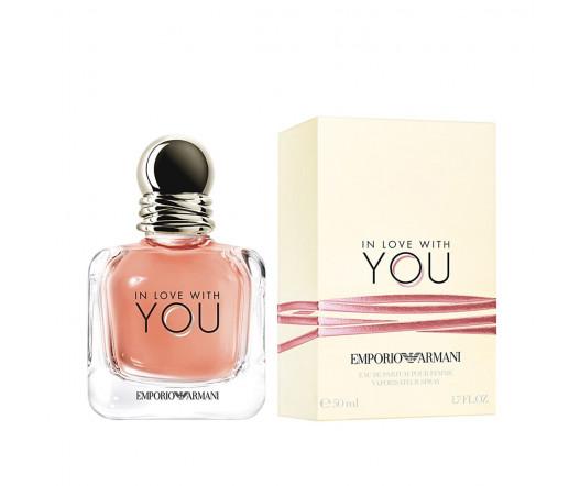 Armani Giorgio Emporio Armani In Love With You EDP 50 ml W