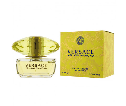 Versace Yellow Diamond EDT 50 ml W