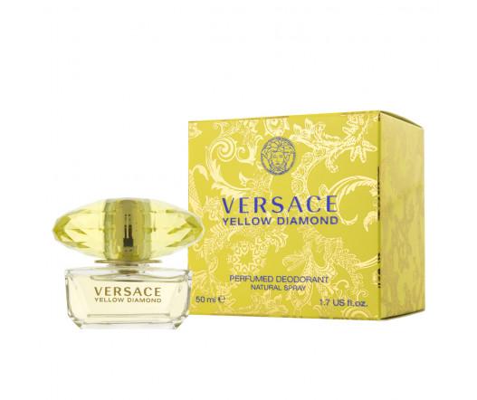 Versace Yellow Diamond DEO ve skle 50 ml W