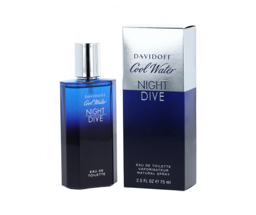 Davidoff Cool Water Night Dive EDT 75 ml M