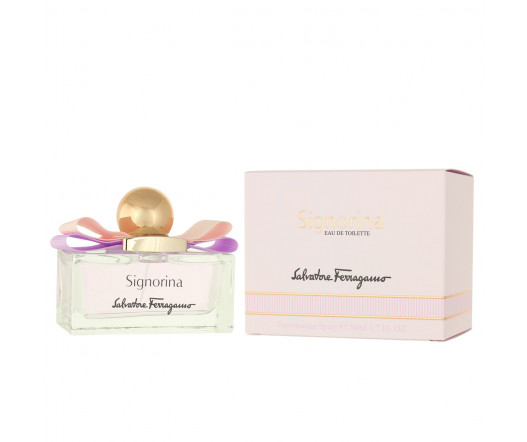 Salvatore Ferragamo Signorina EDT 50 ml W