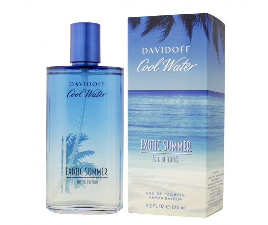 Davidoff Cool Water Exotic Summer EDT 125 ml M