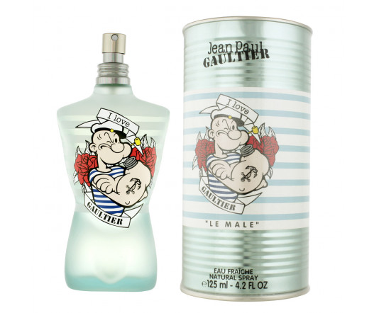 Jean Paul Gaultier Le Male Popeye Eau Fraîche EDT 125 ml M