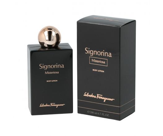 Salvatore Ferragamo Signorina Misteriosa BL 200 ml W