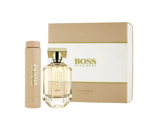 Hugo Boss Boss The Scent For Her EDP 100 ml + BL 200 ml W