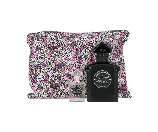 Guerlain Black Perfecto by La Petite Robe Noire EDP 50 ml + EDP MINI 5 ml + kosmetická taška W