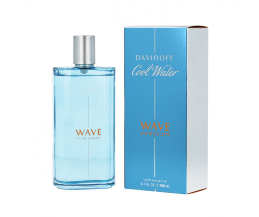 Davidoff Cool Water Wave for Men EDT 200 ml M