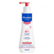Mustela Bébé Soothing Cleansing Gel 300 ml