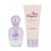 Salvatore Ferragamo Amo Ferragamo Flowerful EDT 50 ml + BL 100 ml W