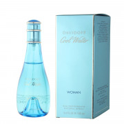 Davidoff Cool Water for Women DEO ve skle 100 ml W