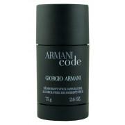 Armani Giorgio Code Homme DST 75 ml M