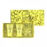 Versace Yellow Diamond EDT MINI 5 ml + SG 25 ml + BL 25 ml W