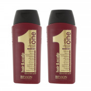 Revlon Uniq One Hair & Sculp All in One Conditioning Shampoo 2 x 300 ml